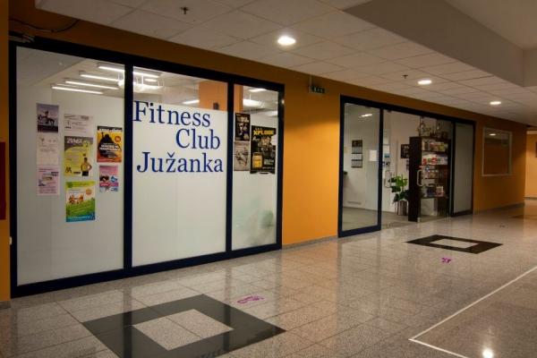 Fitness Club Južanka 7f67275917d