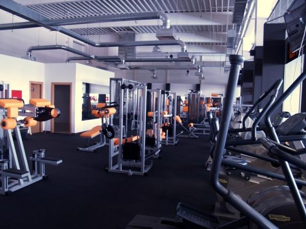 f48f44723 Fitness centrum City Gym Prešov - Športoviská.sk