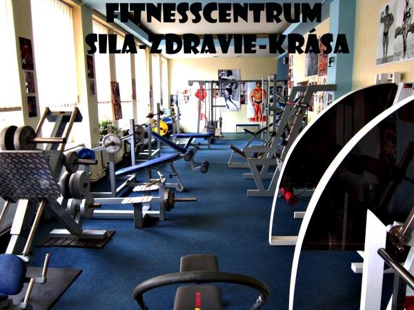 9ca0cdb83 Fitnesscentrum Sila-zdravie-krása, Prešov - Športoviská.sk