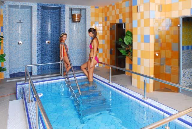 37b93982e Hotel Nivy - Wellness centrum, Bratislava - Športoviská.sk
