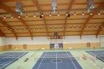 Multifunkčná hala Liptov Aréna - Bedminton, Liptovský Mikuláš