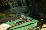 Adventure mini-golf - Obchodné centrum Mirage, Žilina
