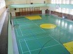 Dom športu - Bedminton, Levice