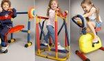 V - FIT - športovo-relaxačné centrum, Bratislava - Cvičenia pre deti