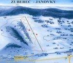 Lyžiarske stredisko Zuberec - Janovky, Západné Tatry