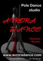 Pole Dance studio Avrora Dance, Bratislava