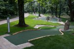 Adventure golf - Art Hotel Kaštieľ - Tomášov