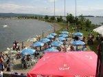 Areál vodných športov Ratnovská zátoka - Bedminton, Piešťany