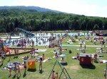 Letné kúpalisko Svidník - Aquaruthenia (Vodný svet)