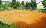 Tenisové kurty Bardejovské Kúpele