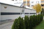 Športová hala SSUŠAT Vlastenecké námestie - Basketbal, Bratislava