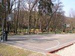 Basketbalové ihrisko Partizánska lúka, Bratislava