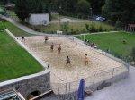 Športcentrum Ekoma - Plážový volejbal, Sekier