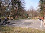 Volejbalové ihrisko Partizánska lúka, Bratislava