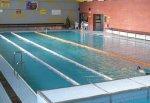 Krytá plaváreň Mestský kúpeľ, Nitra