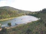 Viacúčelová vodná nádrž Levoča - Plávanie