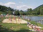 Viacúčelová vodná nádrž Levoča - Plážový volejbal