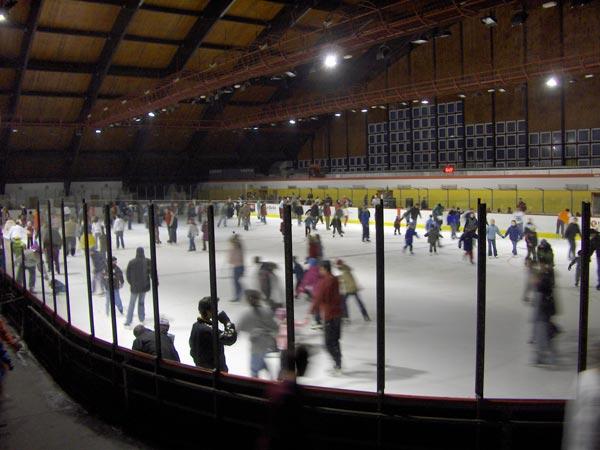8f230befc Zimný štadión Harmincova, Bratislava - Dúbravka - Športoviská.sk