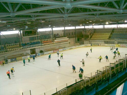 Zimný štadión Martin - Športoviská.sk 870facf729